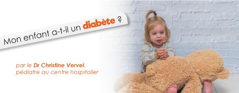 Mon enfant a-t-il un diabète ?