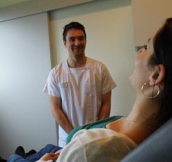 De l'hypnose pour se préparer à l'accouchement