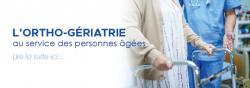 L'ortho-gériatrie au service des personnes âgées