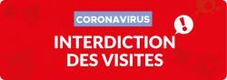 Interdiction des visites
